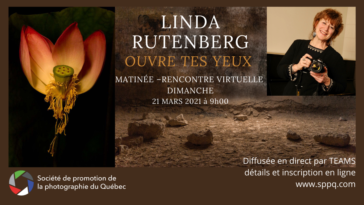 Linda Rutemberg matinée-rencontre 2021